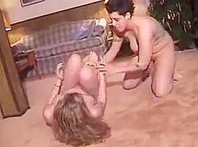 womans fight amateur...