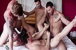 5 orgy...