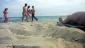 Extreme beach...