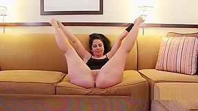Jackie stevens in dancer size booty butt...
