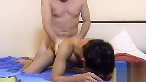 Twink michael and he enjoys that experience...
