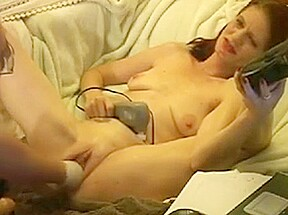 Mature woman gets punched and gaped...