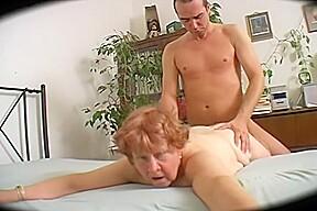 Curvy granny 69...