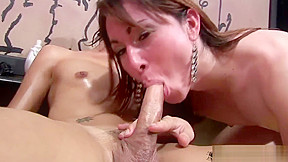 Foursome full of cock sucking and anal fuck...