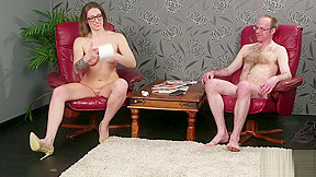 Huge Load For Milf With Behind The Scenes