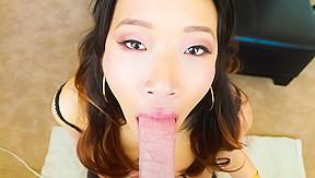 Meiko Askara,Jonni Darkko in Throat Fucks #05, Scene #03