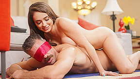 Ashly Anderson & Charles Dera in Working Out The Kinks - BRAZZERS