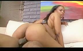 Horny ebony tits scenes...