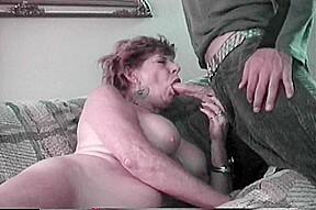 Lydia splitz masturbates and then fucks stranger...