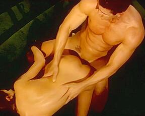 Horny man...