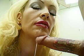 Brittany oneil after sucking huge dick...