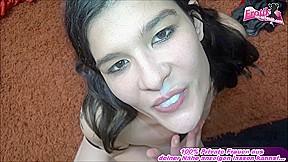 German ugly amateur arab...