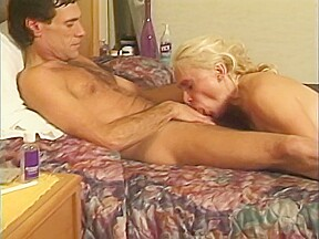 Hot blond mature tits pounded hard...