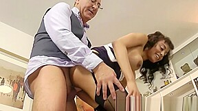 Slut and then some doggy style...