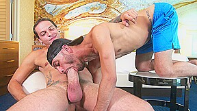 Chance Summerlin & Eddie Danger in Game Boys - GayRoom