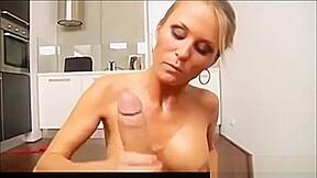 Blowjob from pretty woman...