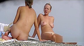 Naturists hot body babes beach hidden spycam compilation...