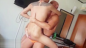 Hot twink and...