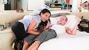 Lucky Starr,Sonny Hicks in That Cougar Fucks Like An Animal #06, Scene #03