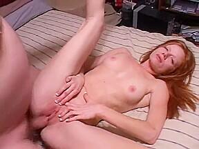 Redhead banging...