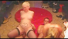 Horny aged french sex...
