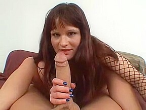 Big titty european brunette...
