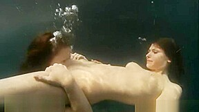 Two underwater...