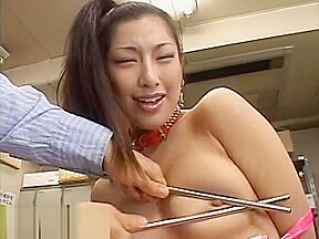 Japanese secretary training...