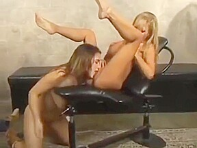 Fabulous porn scene lesbian craziest just for you...