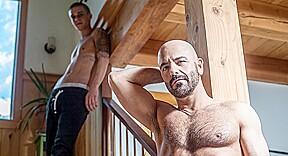Adam russo trent ferris in his sons best...