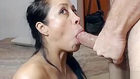 Fucking hot latina milf...