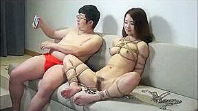 Xiaoqiqi bondage shoot bts 4 watch more...