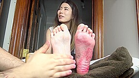 Thetickleroom cocos chinese sole torture pt 2 you...