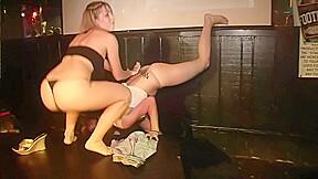 The bar dreamgirls...
