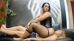 Darlene amaro sofa girl private soon...