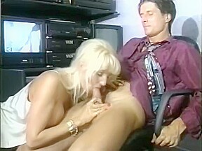 Sex porn director in his office telsev...