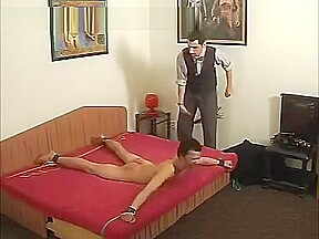 Strong spanking...