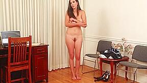 Want a job better strip naked enf...