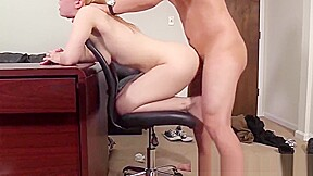 Young blonde penelope casting...