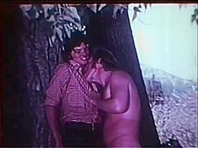 Vintage gay outdoors porn classic bareback film...