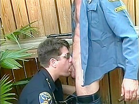 Cock sucking cops...