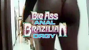 Have a hardcore anal orgy...