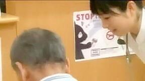 Japanese nurses patients...