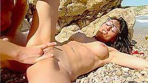 Hot babe beach kemaco studio...
