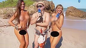 Panicat july e nicole de nudismo peladas...