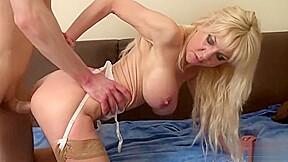Juicy busty experienced female...