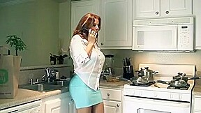 Milf discovers that not his son recorded 1...