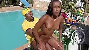 Unearthly buxomy brazilian rayssa sanchez is sucking my...