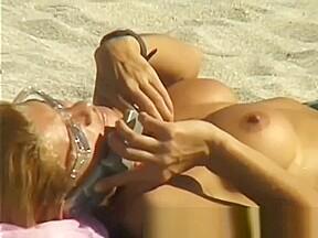 College beach hotties...