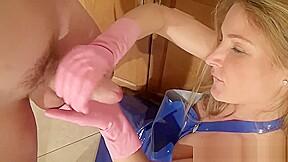 Kristina rose spanked